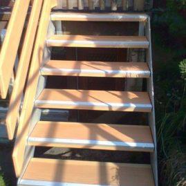 Treppe Aussen